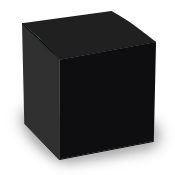 Black Tuck Top Box