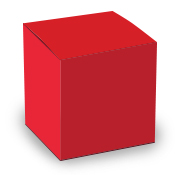 Red Tuck Top Box